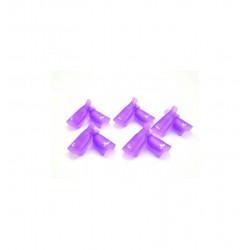 Klipsy do usuwania glitteru/żelu/hybrydy