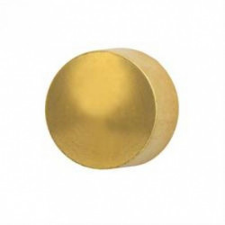 Kolczyki złoty Kulka