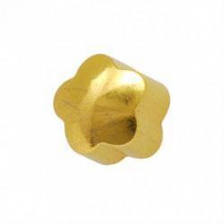Kolczyki złoty Kwiatek