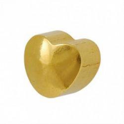 Kolczyki złoty Serduszko